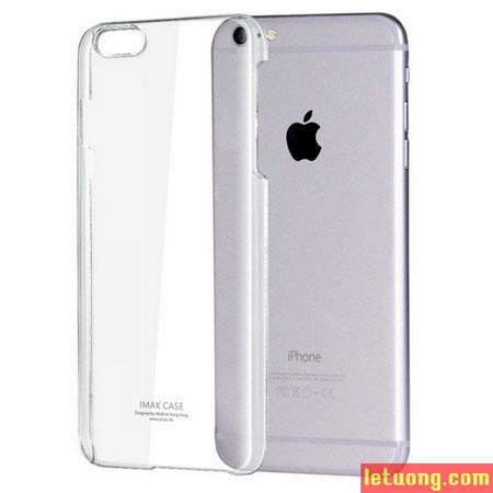 Ốp lưng Iphone 6 Plus Imak Nano trong suốt mỏng, không ố vàng 1
