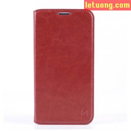 Bao da Galaxy J5 Boso Leather mỏng gọn nhẹ, chống bám bẩn 1