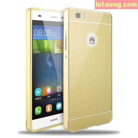 Ốp lưng Huawei P8 Lite LT Armor Metal giống như Iphone 6 1