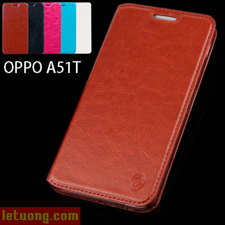 Bao da Oppo Mirror 5 Boso Leather mỏng gọn khâu viền bền bỉ 1