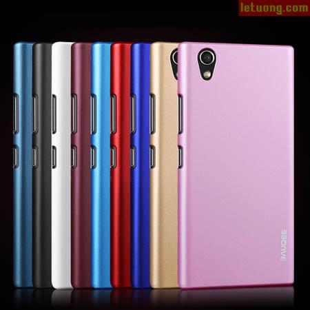 Ốp lưng Lenovo P70 Bauqee Case lưng mịn, siêu mỏng 1