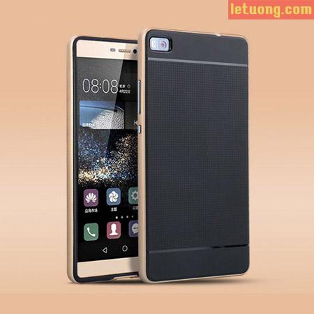 Ốp lưng Huawei Ascend P8 LT Neo Hybrid 2 lớp đẹp nhất hiện tại 1