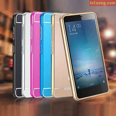 Ốp lưng Xiaomi Redmi Note 2 LT Armor Metal sang trọng, chắc chắn 1
