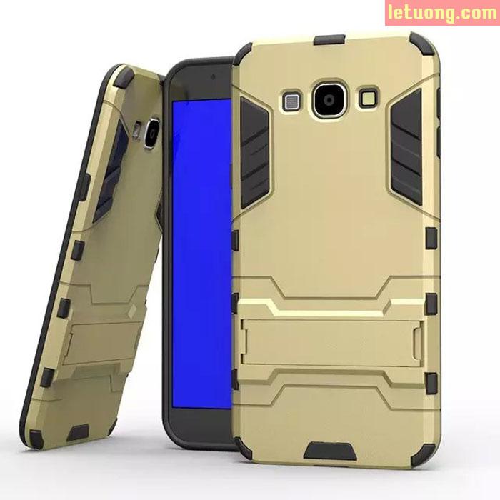Ốp lưng Samsung Galaxy A8 LT Iron Man, dòng chống sốc đẹp nhất 1