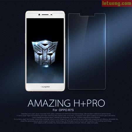 Kính cường lực H+ Pro Nillkin Amazing H+ Pro mỏng 0,2mm 1
