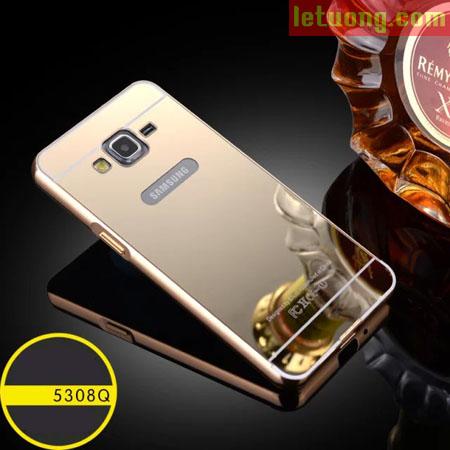 Ốp lưng Samsung Galaxy Grand Prime G530 LT Armor Metal 24K 1