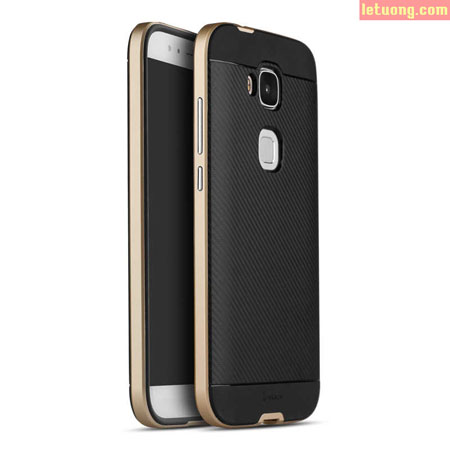 Ốp lưng Huawei Ascend G7 Plus Ipaky Case 2 lớp tuyệt đẹp