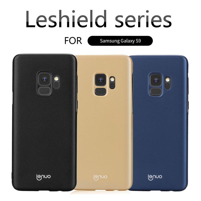 Ốp lưng Galaxy S9 Lenuo Leshield Case siêu mỏng lưng mịn