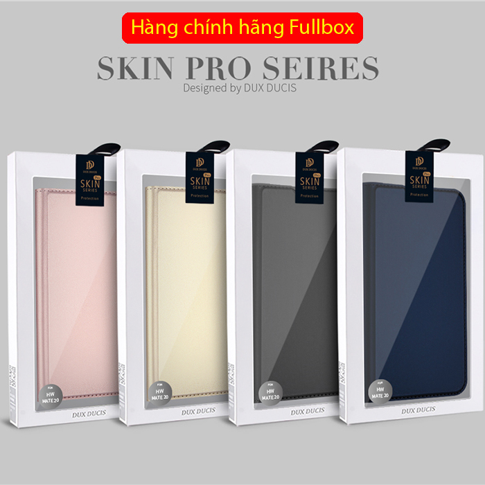 Bao da Huawei Mate 20 Dux Ducis Skin siêu mỏng - siêu mềm