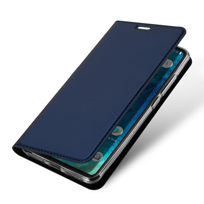 Bao da Xiaomi Redmi Note 6 Pro Dux Ducis Skin khung mềm - siêu mỏng