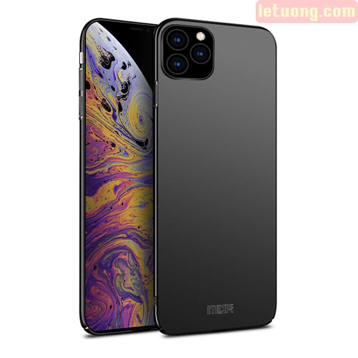 Ốp lưng iPhone 11 Pro Max Mofi Fitted Case 360 siêu mỏng, lưng mịn
