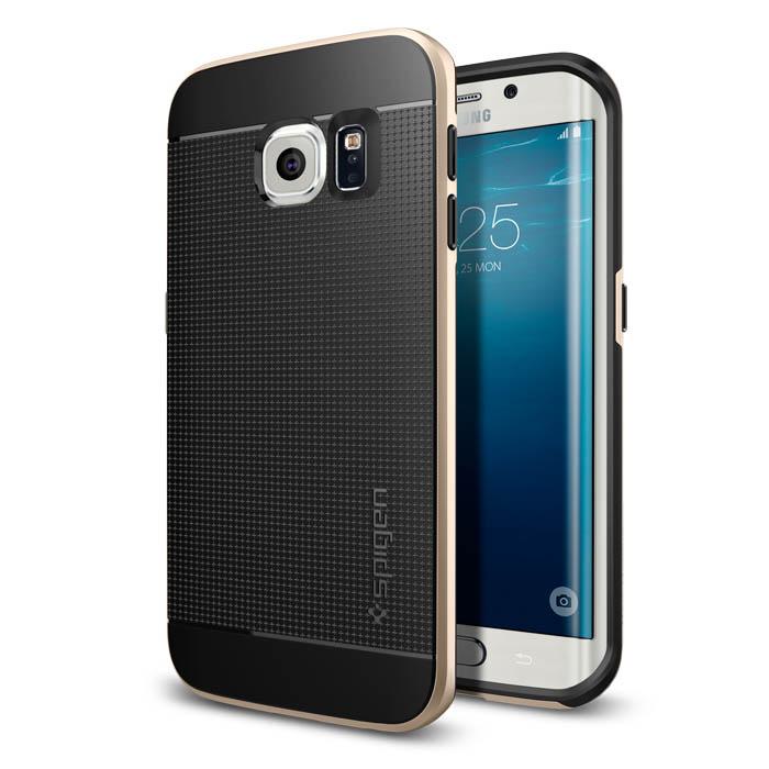 Ốp lưng Galaxy S6 Edge Spigen Neo Hybrid 2 lớp tuyệt đẹp từ USA