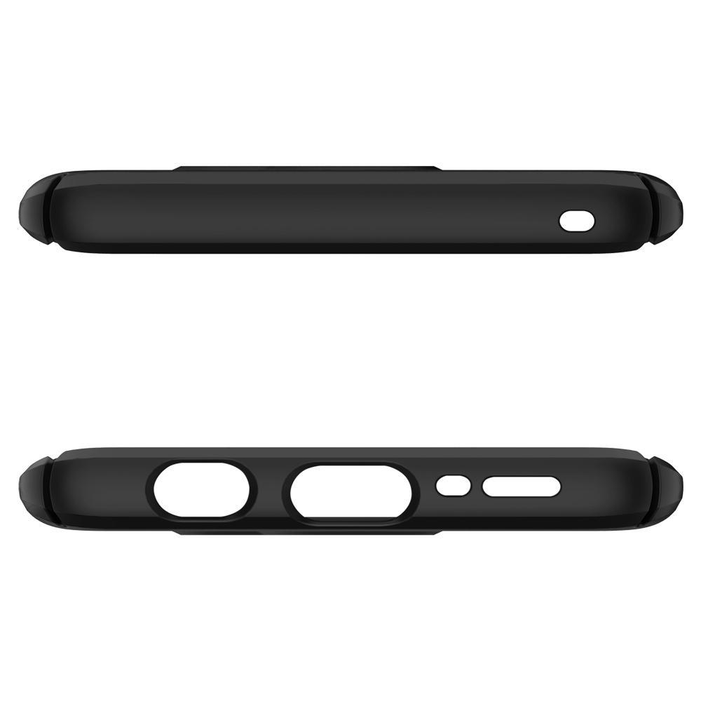 Ốp lưng Galaxy S9 Plus Spigen Thin Fit siêu mỏng nhẹ từ USA tặng dán lưng Carbon