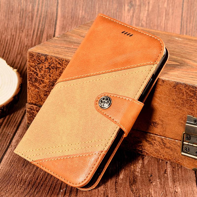 Bao da A52 5G LT Wallet Retro dạng ví - thời trang sang trọng