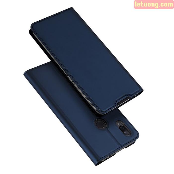 Bao da Redmi Note 7 Pro Dux Ducis Skin khung mềm - siêu mỏng - siêu mịn