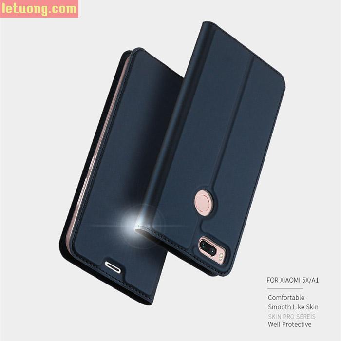 Bao da Xiaomi Mi A1 ( Mi 5X ) Dux Ducis Skin khung mềm, siêu mỏng