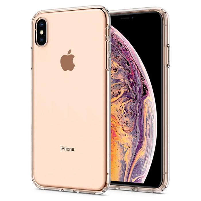 Ốp lưng iPhone Xs Max Spigen Liquid Crystal trong suốt ( Hàng USA )Ốp lưng iPhone Xs Max Spigen Liquid Crystal trong suốt ( Hàng USA )