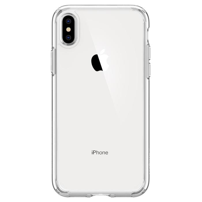 Ốp lưng iPhone Xs Max Spigen Ultra Hybrid trong suốt ( Hàng USA )
