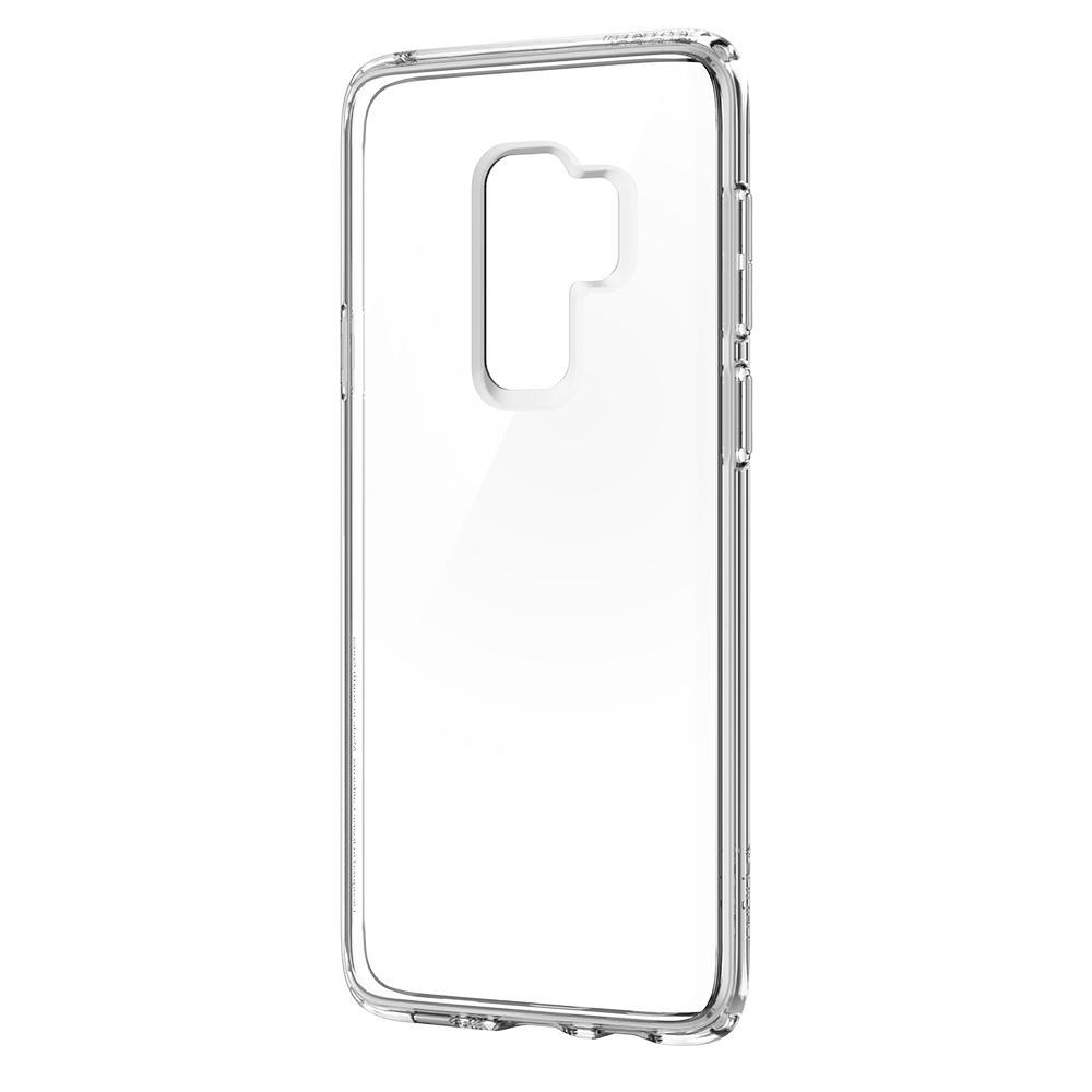 Ốp lưng Galaxy S9 Plus Spigen Ultra Hybrid từ Mỹ tặng dán lưng Carbon