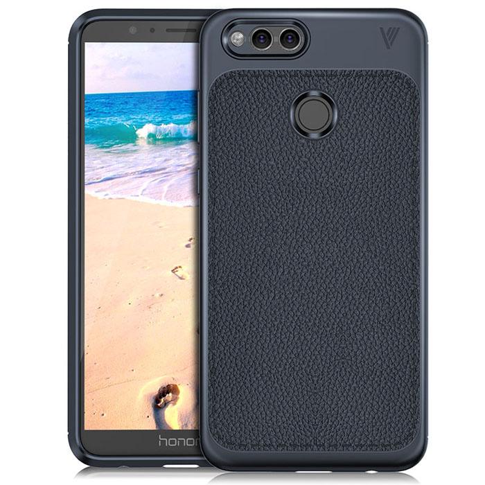 Ốp lưng Huawei Honor 7X Lenuo Leshen Serie vân da sang trọng