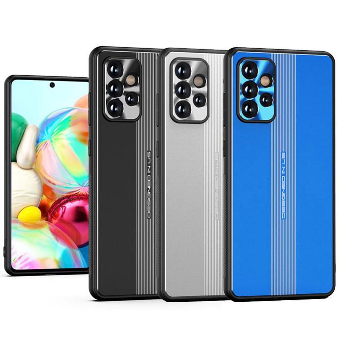 Ốp lưng Samsung Galaxy A72, A72 5G LT Metal Design iNus