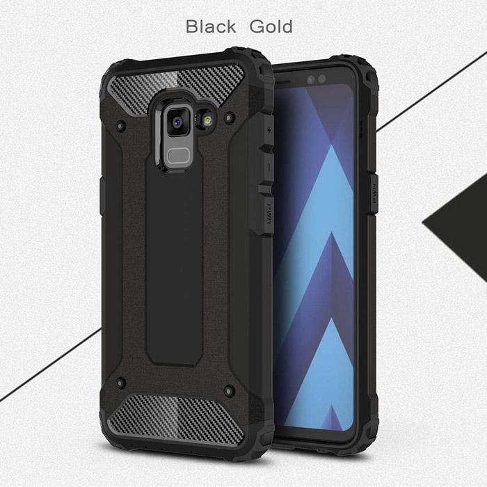 Ốp lưng Galaxy A8 2018 LT Tough Tech Armor chống sốc - cực ngầu