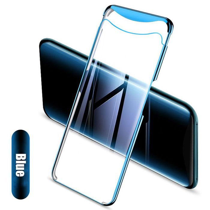 Ốp lưng Oppo Find X GKK Case Plating 360 viền mạ Crom