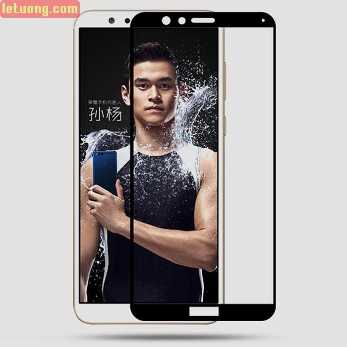Kính cường lực Huawei Honor 7X Mocolo 3D Full Cover che toàn màn hình