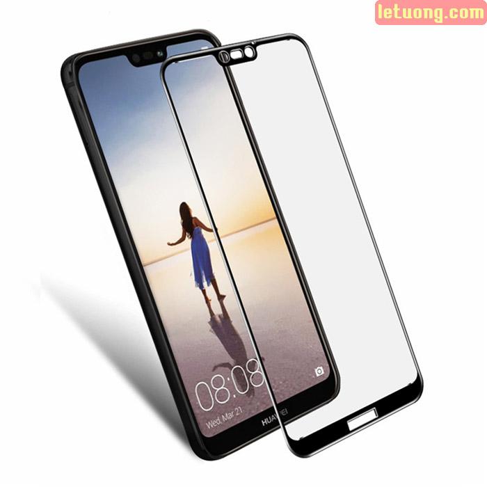 Kính cường lực Huawei Honor 7X Mocolo 3D Full Cover che toàn màn hìnhKính cường lực Huawei Nova 3E Mocolo 3D Full Cover che toàn màn hình