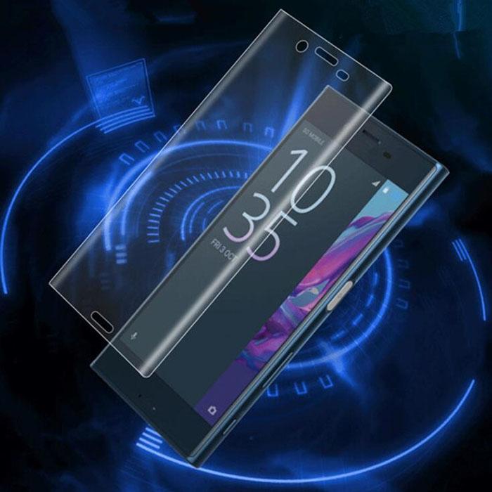 Miếng dán dẻo full màn hình Sony XZ Premium Vmax 3D Curved TPU
