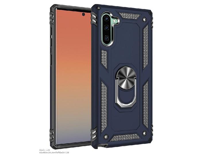 Ốp lưng của siêu phẩm Galaxy Note 10 xác nhận thiết kế của máy