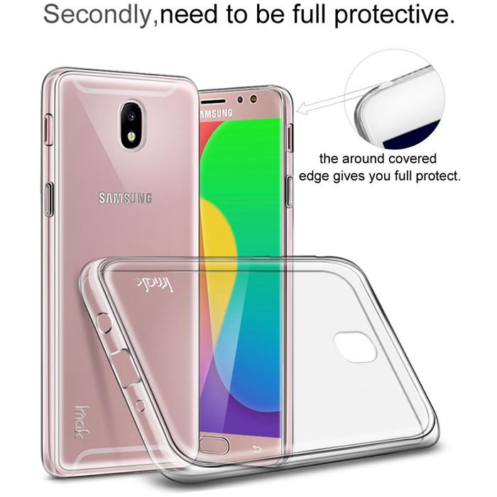 Ốp lưng Galaxy J7 Pro ( J7 2017 ) Imak OUR TPU nhựa dẻo trong suốt