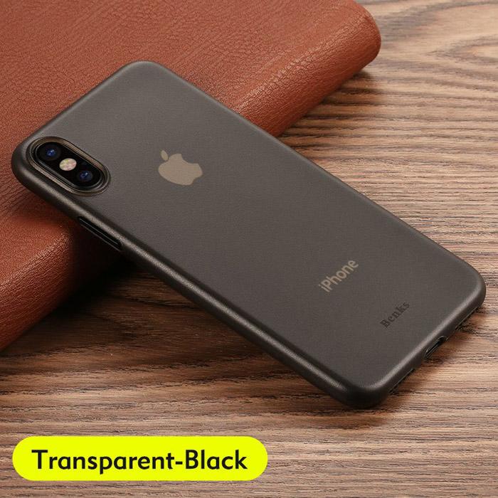 Ốp lưng iPhone Xs Max Benks Magic Lollipop 0,4mm siêu mỏng, siêu nhẹ