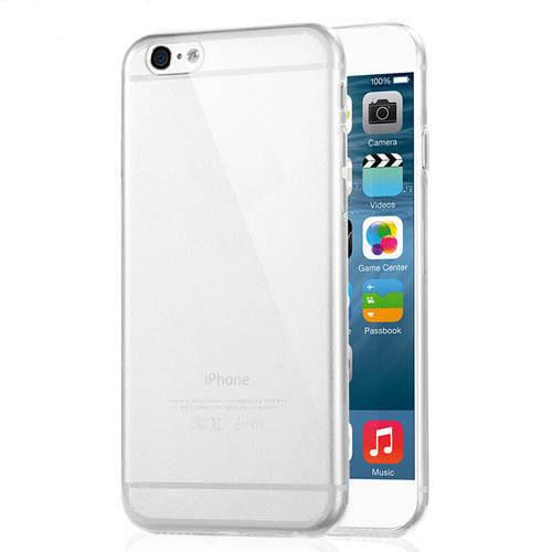 Ốp lưng Iphone 6S/6 Nillkin Nature TPU trong suốt nhựa mềm