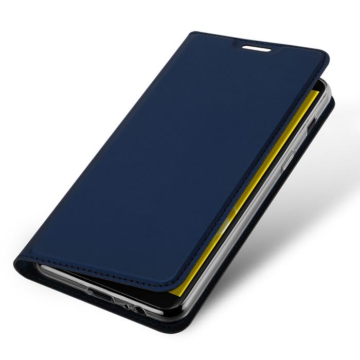 Bao da Galaxy J6 2018 Dux Ducis Skin siêu mỏng - khung mềm