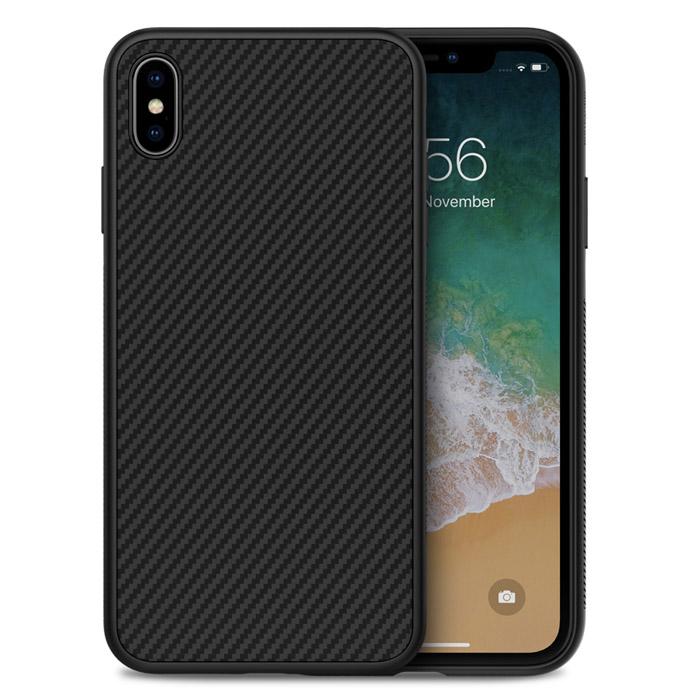 Ốp lưng iPhone Xs Max Nillkin Fiber sợi Carbon siêu bền