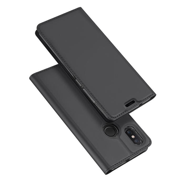 Bao da Xiaomi Mi 8 Dux Ducis Skin siêu mỏng - khung mềm