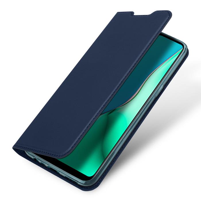 Bao da Oppo A9 2020 Dux Ducis Skin khung mềm - siêu mỏng - siêu mịn
