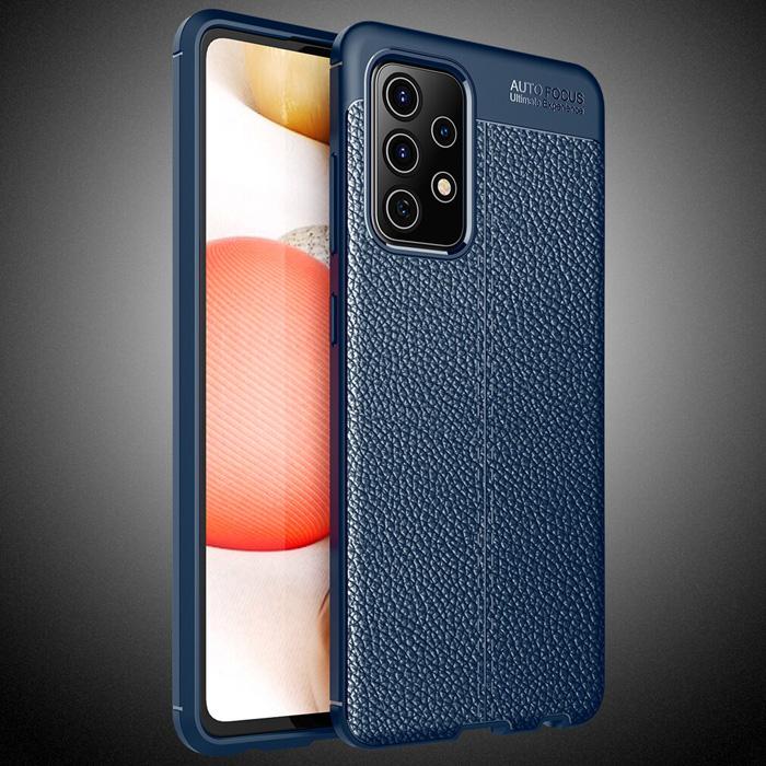 Ốp lưng Samsung A52 5G LT Leather Design Case vân da sang trọng