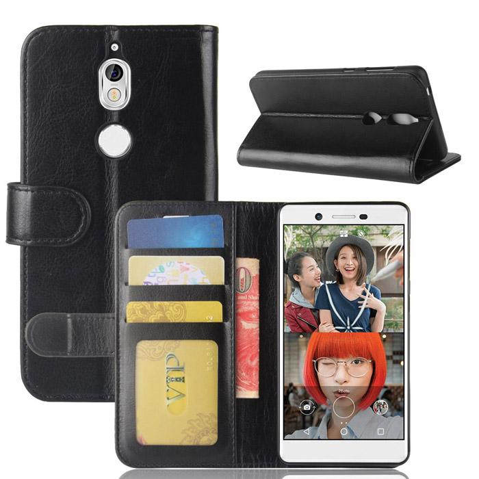 Bao da Nokia 7 LT Wallet Leather dạng ví đa năng - khung mềm