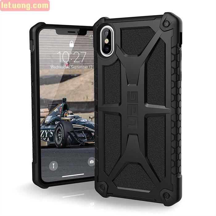 Ốp lưng iPhone Xs Max UAG Monarch 5 lớp chống sốc ( Hàng USA )