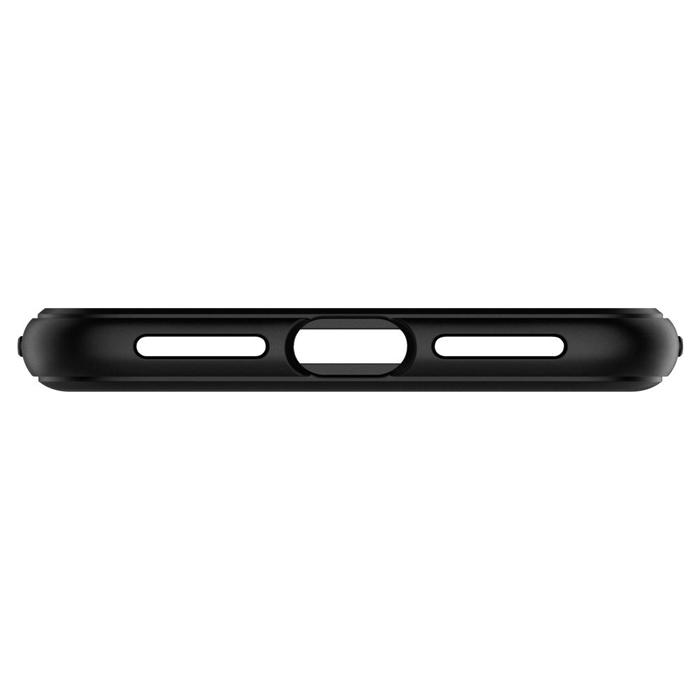 Ốp lưng iPhone Xs Max Spigen Rugged Armor nhựa mềm ( Hàng USA )