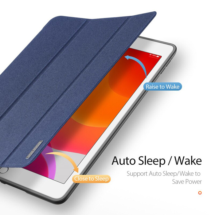 Bao da iPad 10.2 inch 2019 Ducc Ducis Domo Tiện Lợi - Chống Sốc