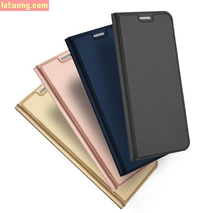 Bao da Galaxy S8 Plus Dux Ducis Skin mỏng gọn khung nhựa mềm