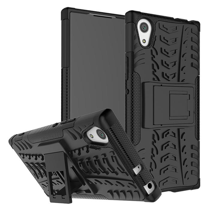 Ốp lưng Sony XA1 LT Armor Special chống sốc có chân chống