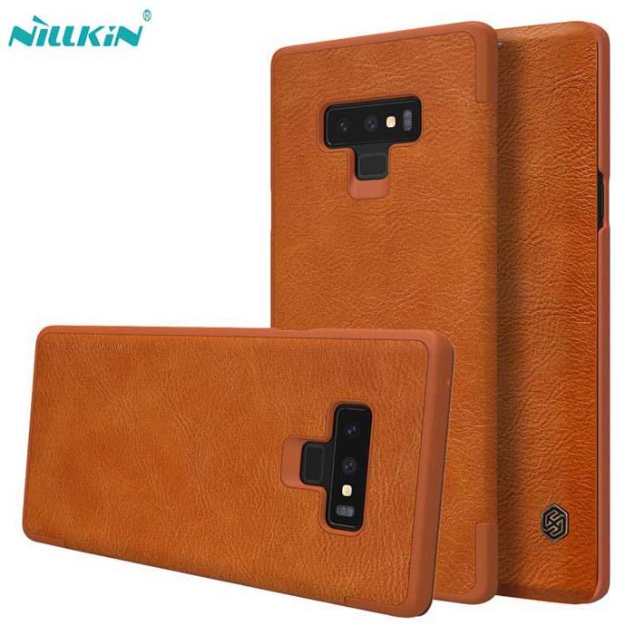 Bao da Note 9 Nillkin Qin Leather sang trọng cổ điển