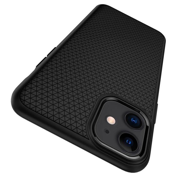 Ốp lưng iPhone 11 Spigen Liquid Air chống trơn tuột ( hàng USA )