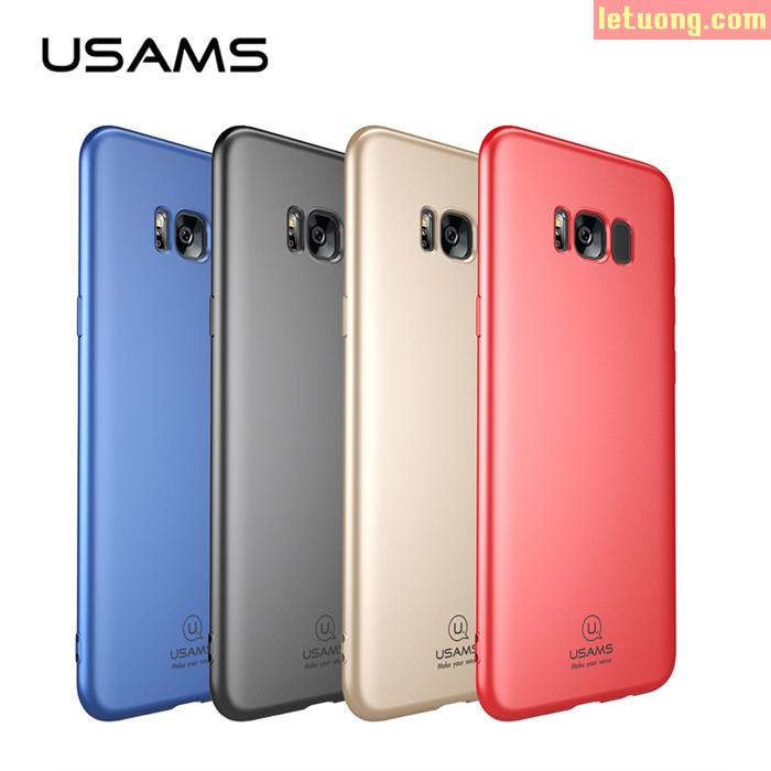 Ốp lưng Galaxy S8 Usams Merly nhựa dẻo TPU siêu mỏng, thời trang