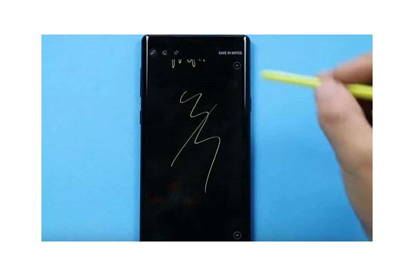 Samsung Galaxy Note 9 Với 8 Tính Năng Thú Vị