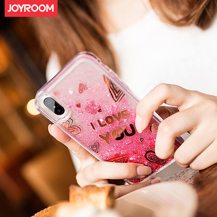 Ốp lưng iPhone X / iPhone Xs Joyroom Stars Series thời trang
